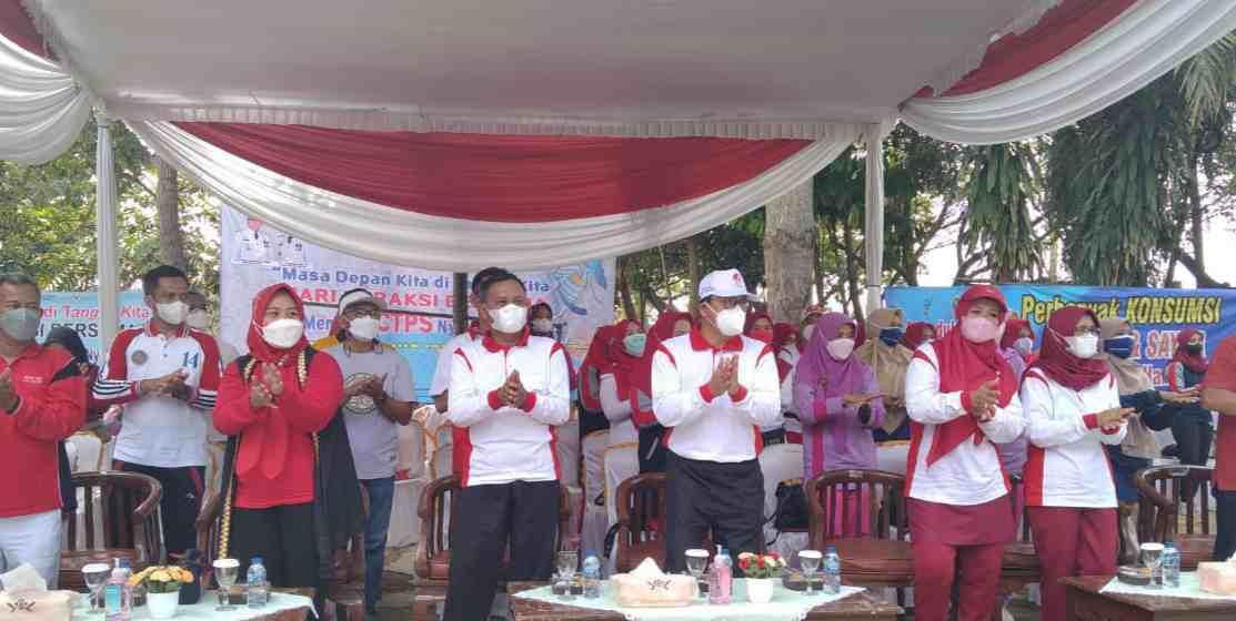 Pemerintah Kota Metro Peringati Hari CTPS Dunia Ke-14