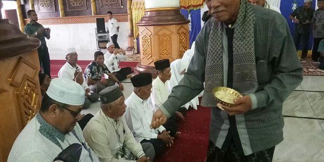 Tepung Tawar 539 JCH Aceh Utara, Ini Pesan Bupati Aceh Utara