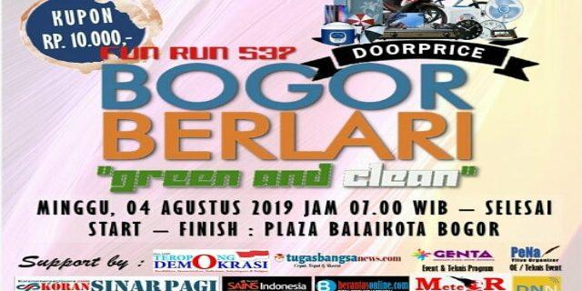Pokja Wartawan Buat Lompatan Besar, Bogor Berlari