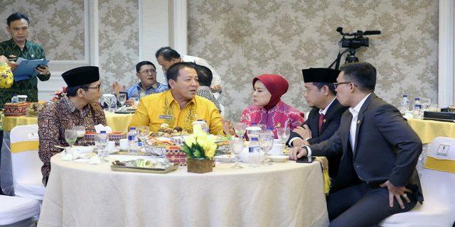 Gubernur Lampung Berhasil Ciptakan Hubungan Harmonis Antar Pemprov dan DPRD