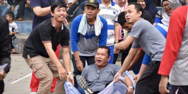 Family Gathering IIB Darmajaya, Rektor Minta Tingkatkan Silahturahmi