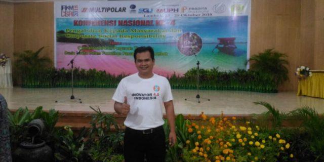 Kalahkan Universitas Ternama, Dosen IIB Darmajaya Tembus Jurnal Sinergitas PKM & CSR