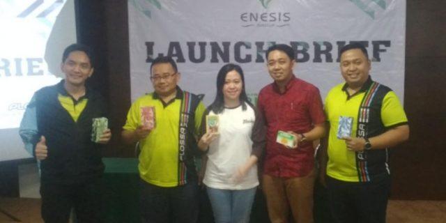 Enesis Group Lakukan Launching Brief Produk Terbaru di Provinsi Lampung