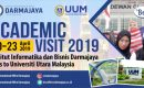 65 Mahasiswa IIB Darmajaya Ikuti Academic Visit di UUM