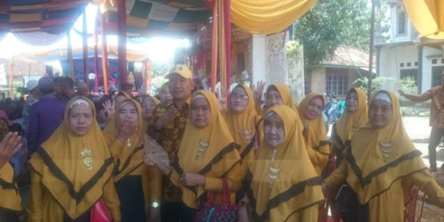 Silaturahmi di Bakungudik, Supriyadi Alfian Sapa Ibu-Ibu Pengajian