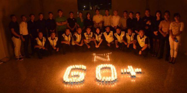 Novotel Lampung Hotel Partisipasi Peringati Gerakan Earth Hour