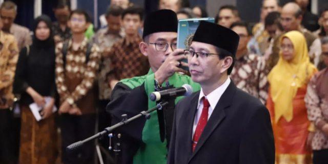 ITS Resmi Lantik Rektor Baru di Era PTN-BH