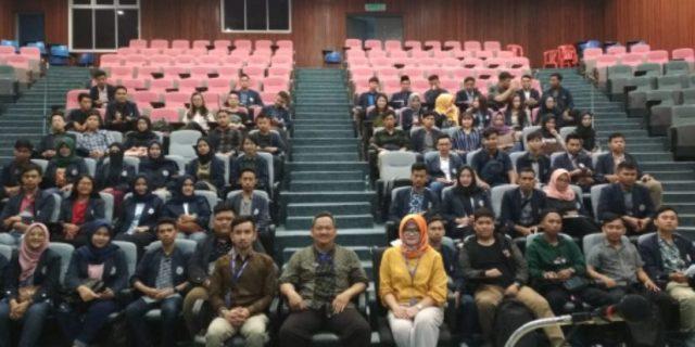 Academic Visit, UUM Harap Mahasiswa Darmajaya Nikmati Proses Pembelajaran