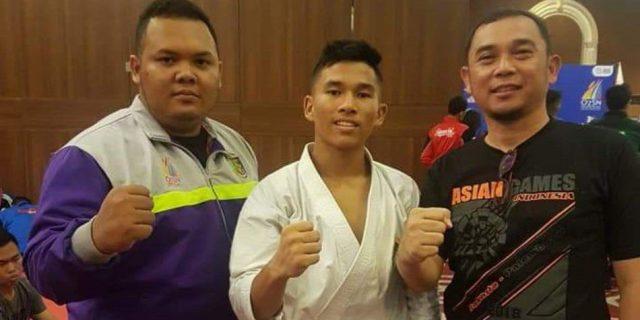 Siswa SMAN 3 Metro Persembahkan Medali Emas di Kejuaran Karate Internasional