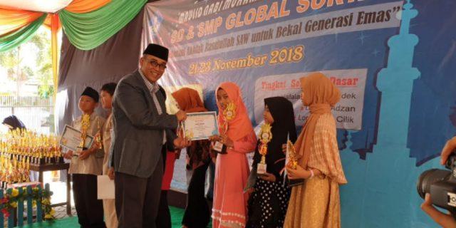 Andi Surya: Global Surya Dari Nasional Plus Menuju Islamic School