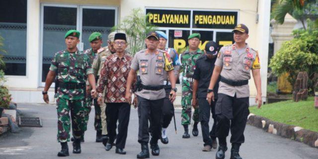 1.155 Personil Gabungan Siap Diterjunkan Jaga Proses Pemilu Serentak