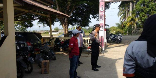 Masa Tenang, APK Dibersihkan Serentak di Seluruh Kecamatan se-Kabupaten Aceh Utara.