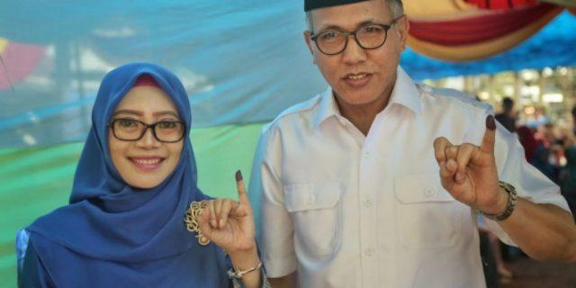 Plt Gubernur Nova Harap Partisipasi Pemilih di Pemilu 2019 Meningkat