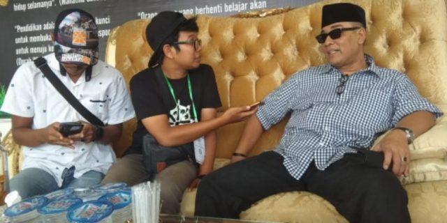 Andi Surya Menjadikan Momen Pemilu 2019 Ajang Silaturahmi
