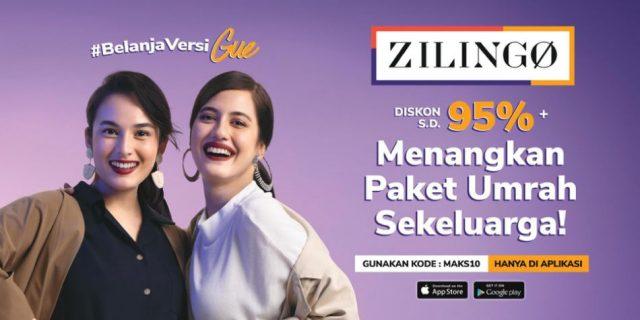 ZILINGO Sambut Chelsea Islan Sebagai Brand Ambassador Terbaru