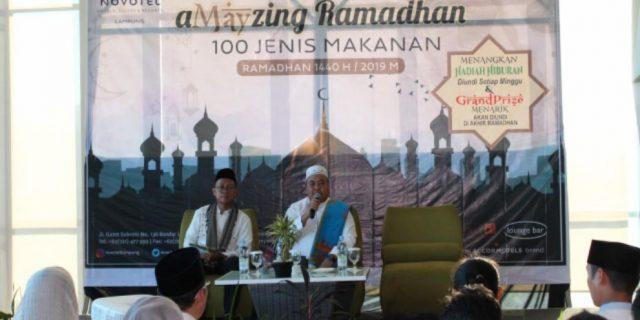 Novotel Lampung Luncurkan aMayzing Ramadhan