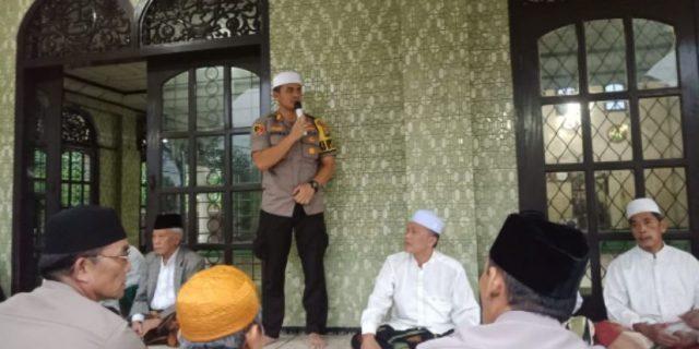 Polsek Kalideres Buka Puasa Bersama di Masjid An Nadloh