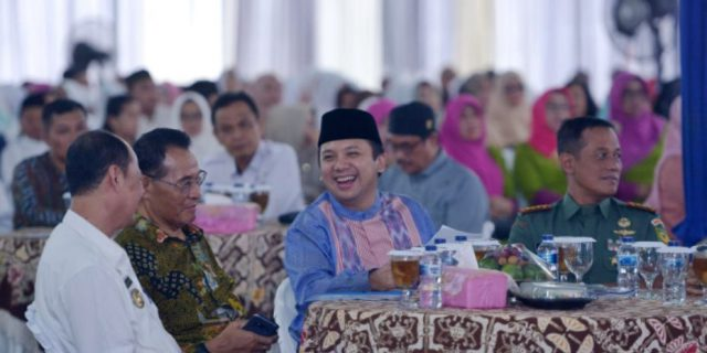 Gubernur Ridho Resmikan RSUD Abdul Moeloek Lampung Sebagai Rumah Sakit Kelas A