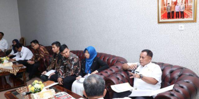 Ombudsman Apresiasi Penyelenggaraan Standar Pelayanan Publik Pasca Tsunami Lampung Selatan