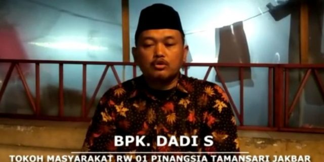 Para Tokoh masyarakat Tamansari Jakarta Barat Sepakat Tolak Gerakan People power