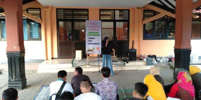 Pekan ketiga Ramadan, BEM STIBI Gelar Tadarus Puisi dan Sinau Dongeng