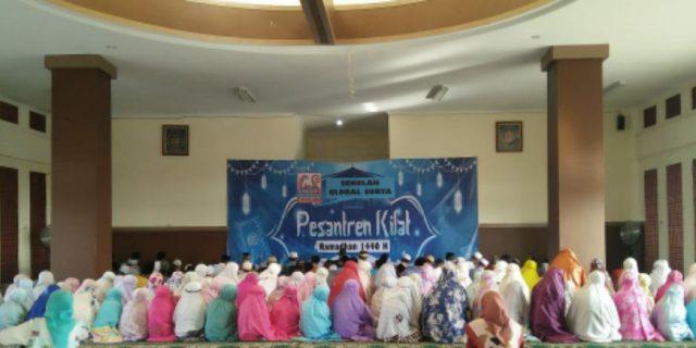 Global Surya Islamic School Gelar Sanlat Dua Hari