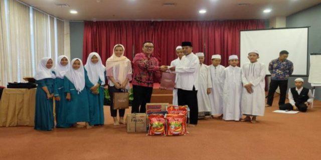 Hotel Horison Lampung Berbagi Kebahagiaan Bersama Anak-anak Yatim Piatu
