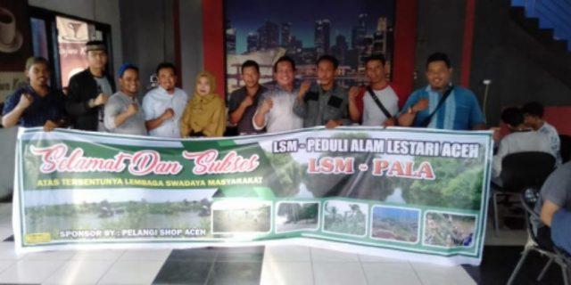 Lintas Generasi Aceh Gagas Pembentukan LSM PeduliLingkungan Hidup