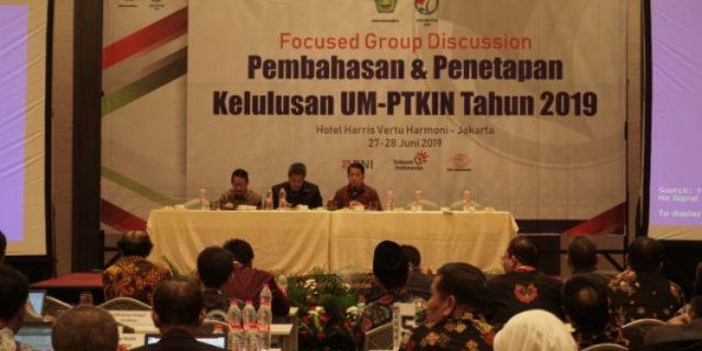 4057 Calon Mahasiswa Dinyatakan Lulus ke UIN Raden Intan Lampung