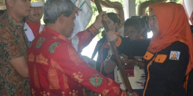 Bupati Lampung Tengah Kukuhkan Forum Generasi Muda Lintas Agama