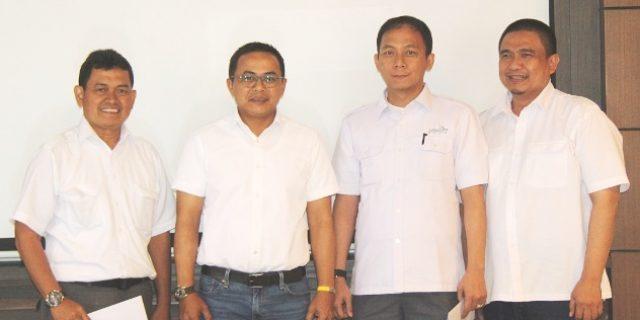 Okta Jabat Sekretaris Perusahaan PTPN VII