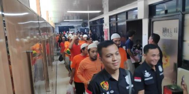75 Pelaku Kerusuhan 21-22 Mei Yang Ditangani Polres Jakbar Hari Ini Masuki Tahap II