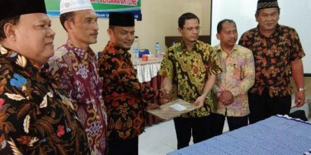 Kemenag Aceh Kembali Perkuat Kerjasama  Dengan Jepang Bidang Pendidikan