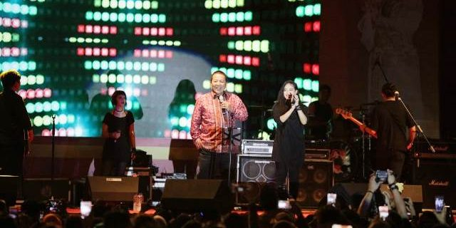 Kegiatan LKF ke -29 2019 Resmi Dibuka Gubernur Lampung